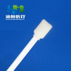 8703 Disposable Sponge Stick(Multilateral Head)