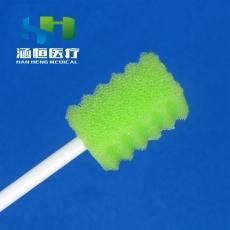 8705 Disposable Sponge Stick(Serrated  Head)