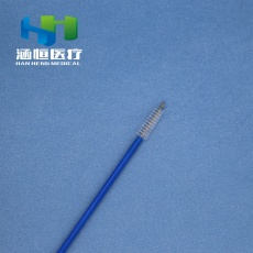 8102-B Disposable  Epoxy ball Sterile Sampling Brush